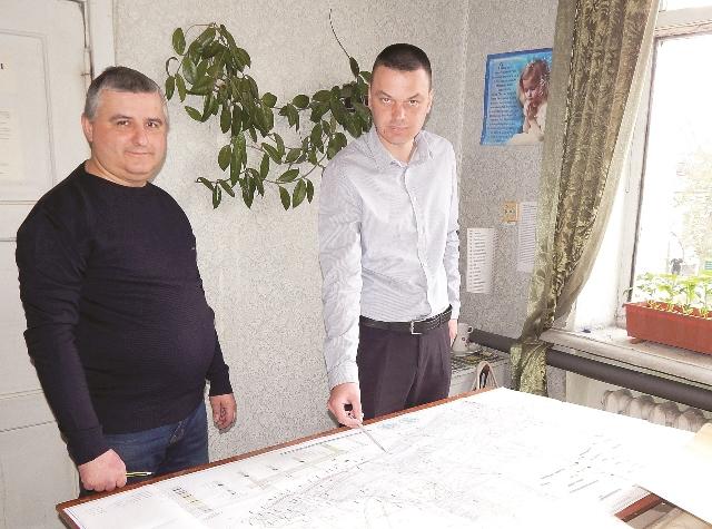 дільничний геолог Роман Пинка - головний геолог Андрій Красуляк1