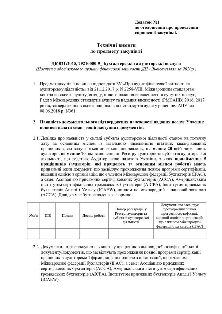 Додаток 1 Технічні вимоги до предмету закупівлі (із змінами)_page-0001